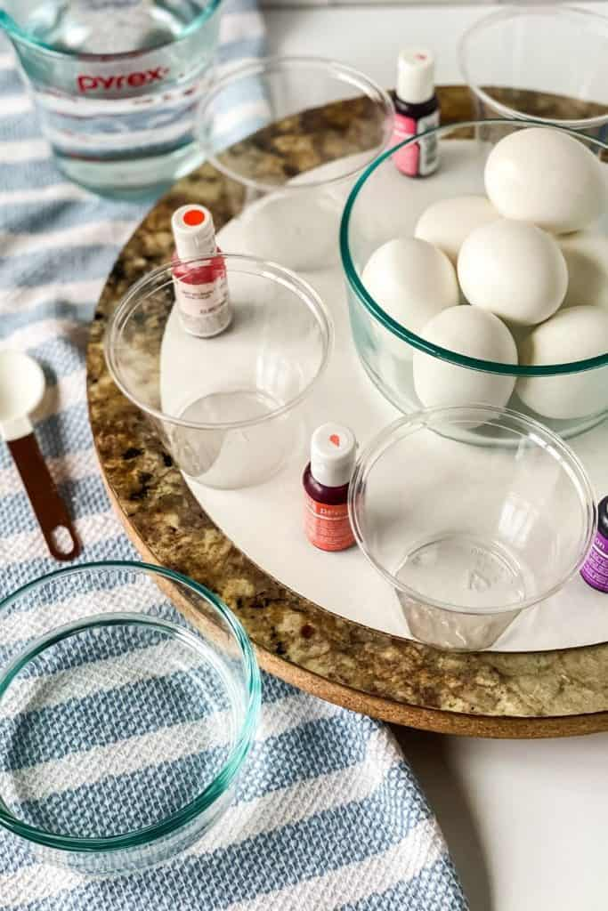 Learn how to make perfect Hard-Boiled Eggs Two Ways. Try either of these two cooking methods to make the perfect hard-boiled eggs. I am also sharing my pro tips for dying eggs too.