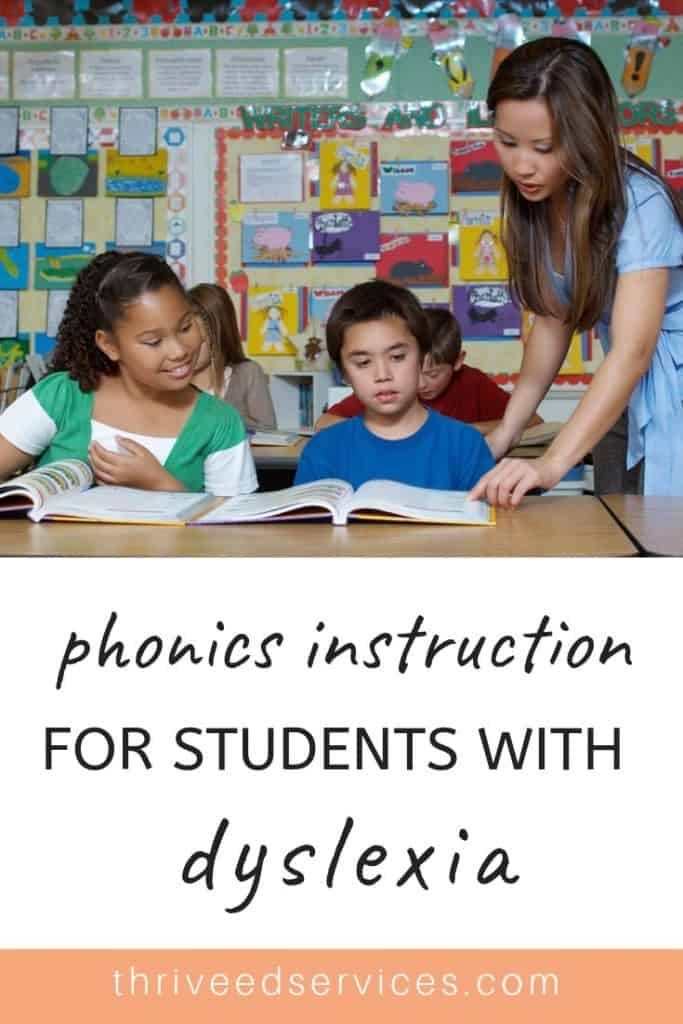 hy Systematic Synthetic Phonics Is Best for Dyslexic Students - dyslexia reading strategies, phonics instruction, systematic phonics, Orton-Gillingham #ortongillingham #dyslexiastrategies #phonics #systematicphonics #syntheticphonics #earlyliteracy #readingstrategies
