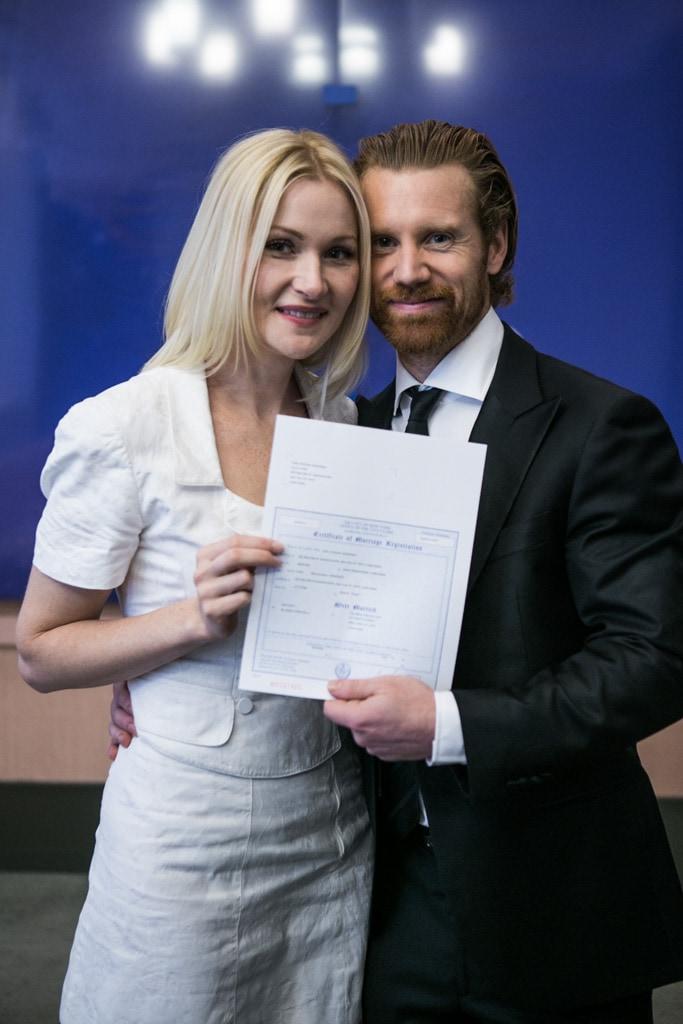 Photo 27 City Hall Wedding Nyc | VladLeto