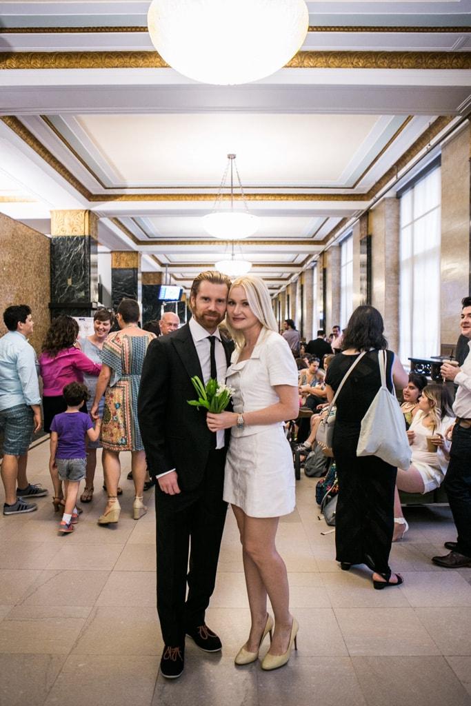 Photo 3 City Hall Wedding Nyc | VladLeto