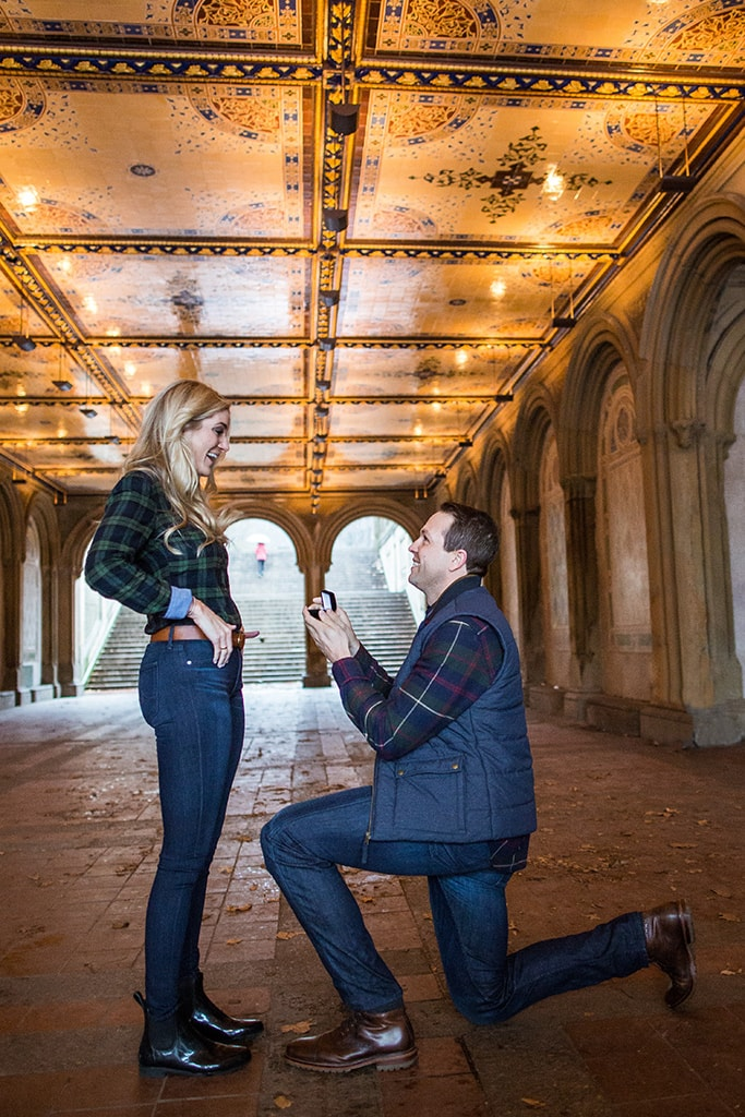Photo 3 Holiday Season is the most popular time to propose in NYC | VladLeto