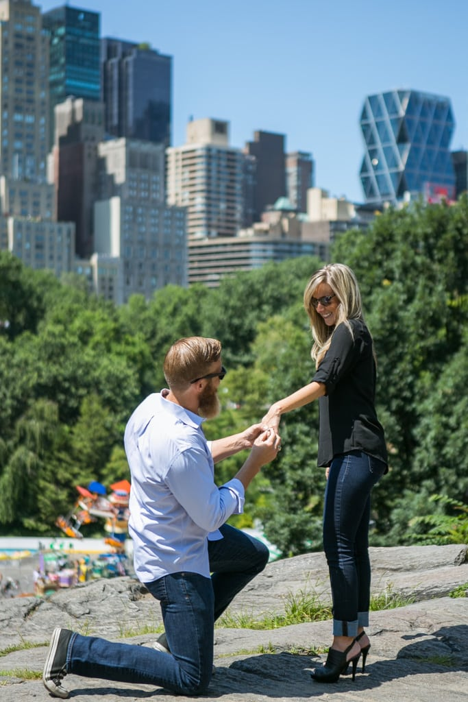 Photo 3 Marriage Proposal at Central Park | VladLeto