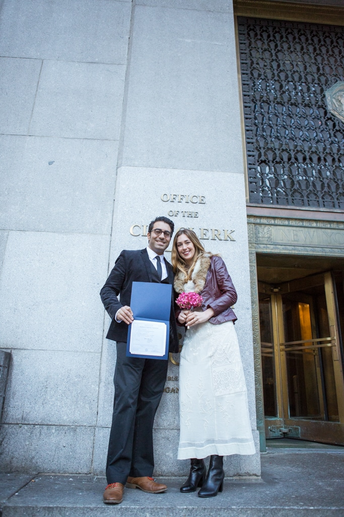 Photo 15 City Hall Wedding 2| VladLeto