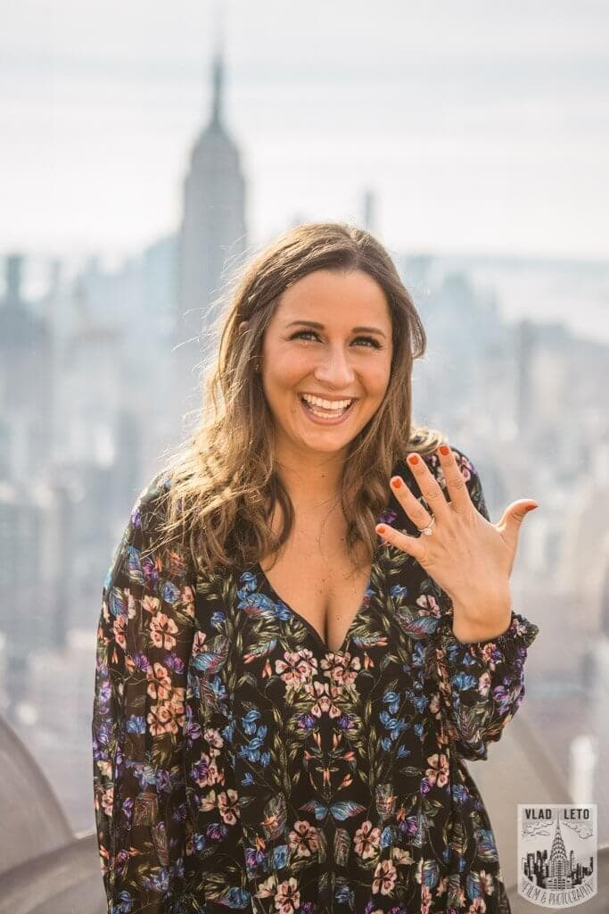 Photo 17 Top of the Rock Marriage Proposal 2