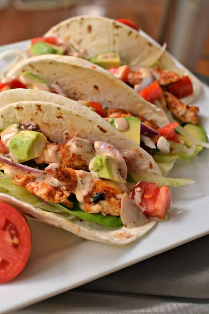 Quick and Easy Delicious Chicken Taco Recipe