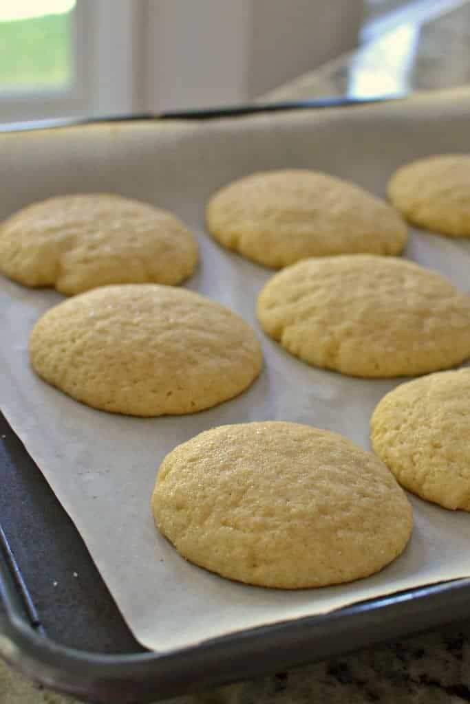 Homemade Sugar Cookies (Just Like My Grandma Used to Make)
