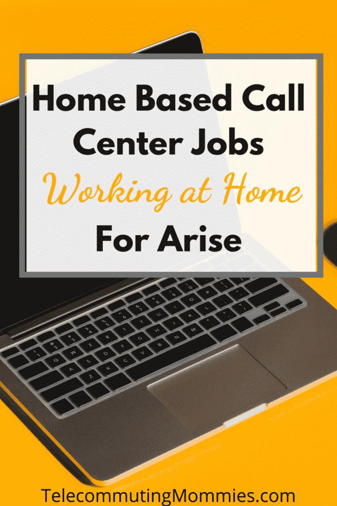 home based call center jobs