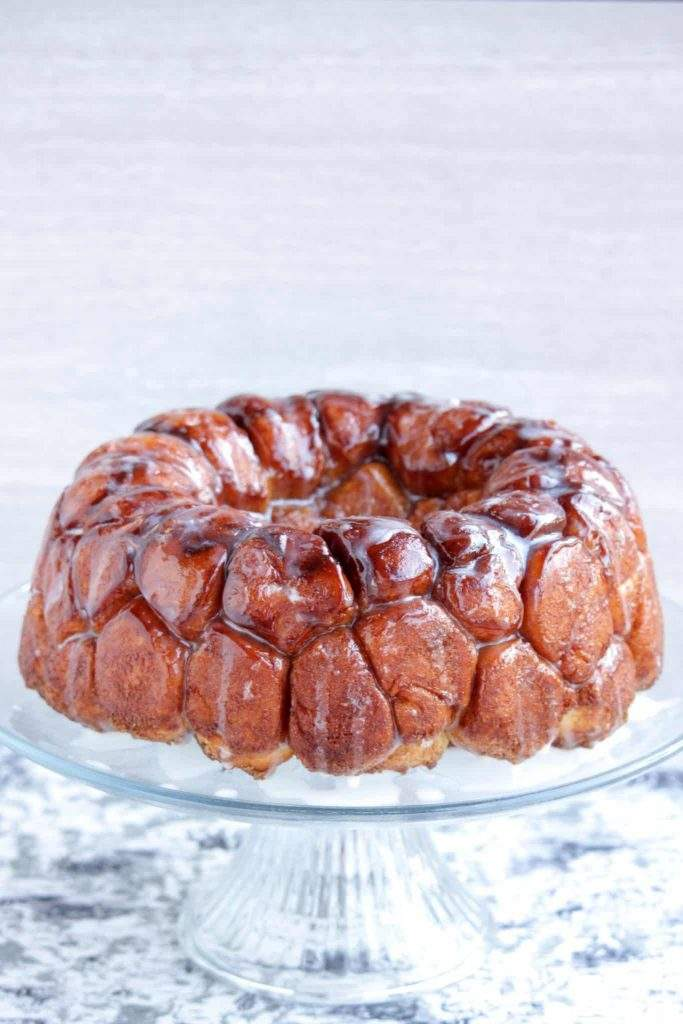 M For Monkey Bread | Pull-apart Sweet Buns