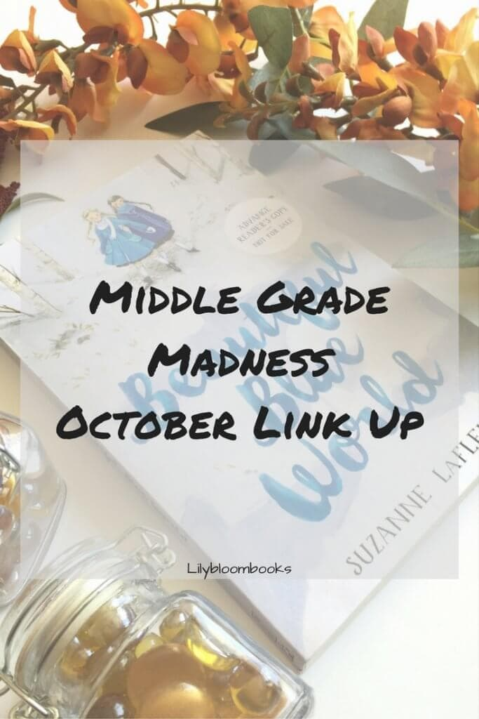 Middle Grade Madness October Link Up