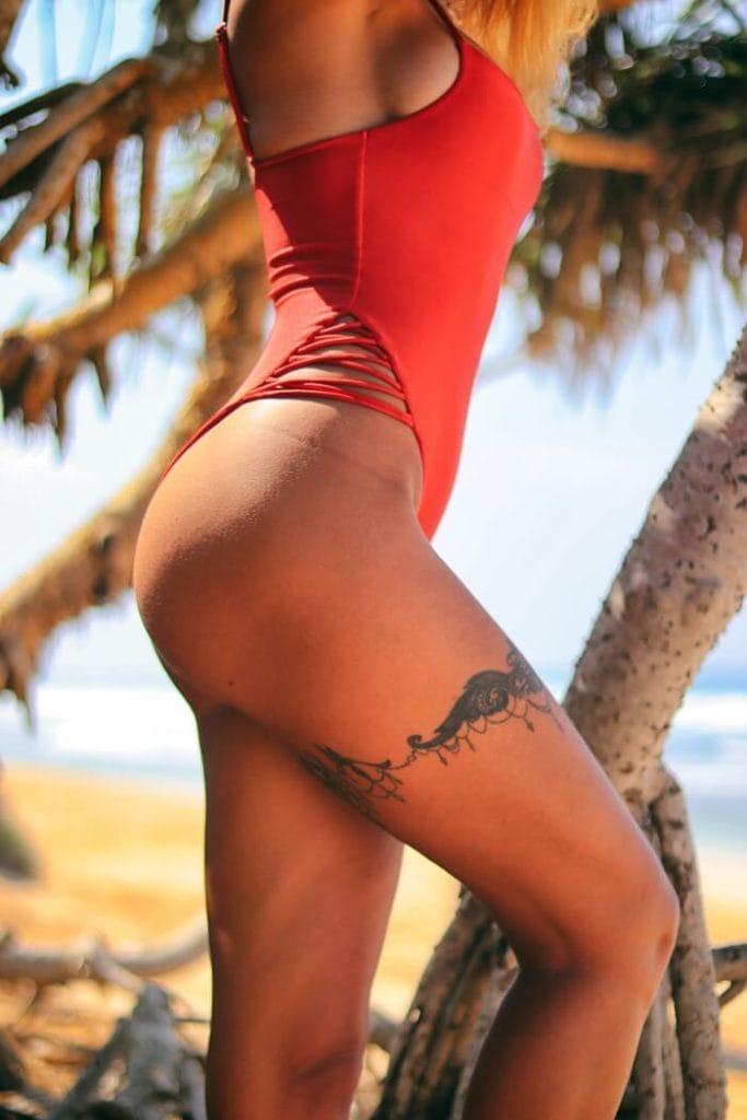 Curvy Dominican Girl