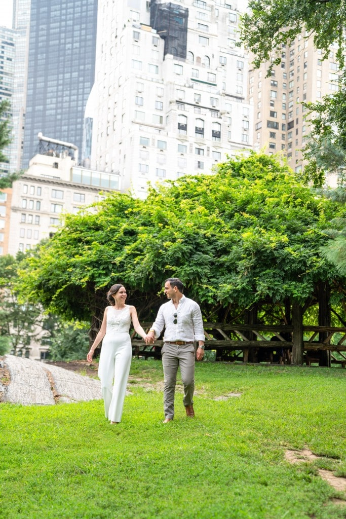 Photo 19 Beautiful  elopement at Cop Cot, Central Park