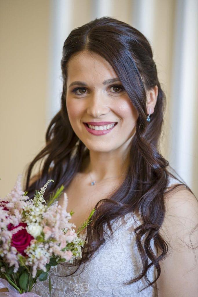 retrato de una novia