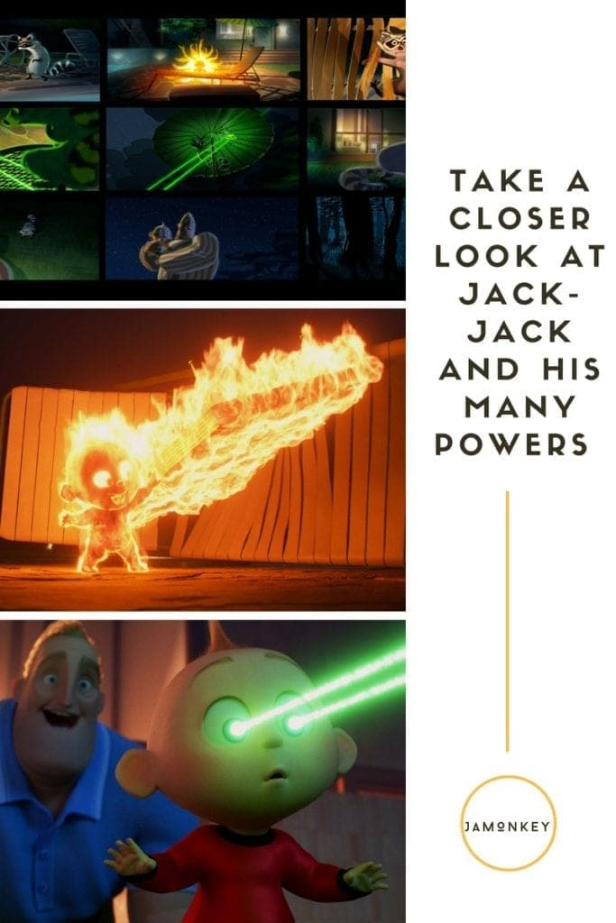 Take a Closer Look at Jack-Jack and His Many Powers