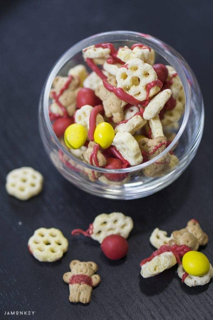 Winnie the Pooh Snack Mix