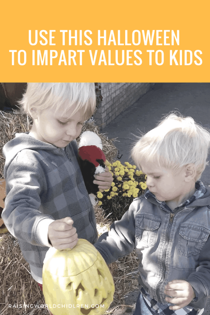 Use Halloween To Impart Values To Kids | Raising World Children | Wholesome Halloween