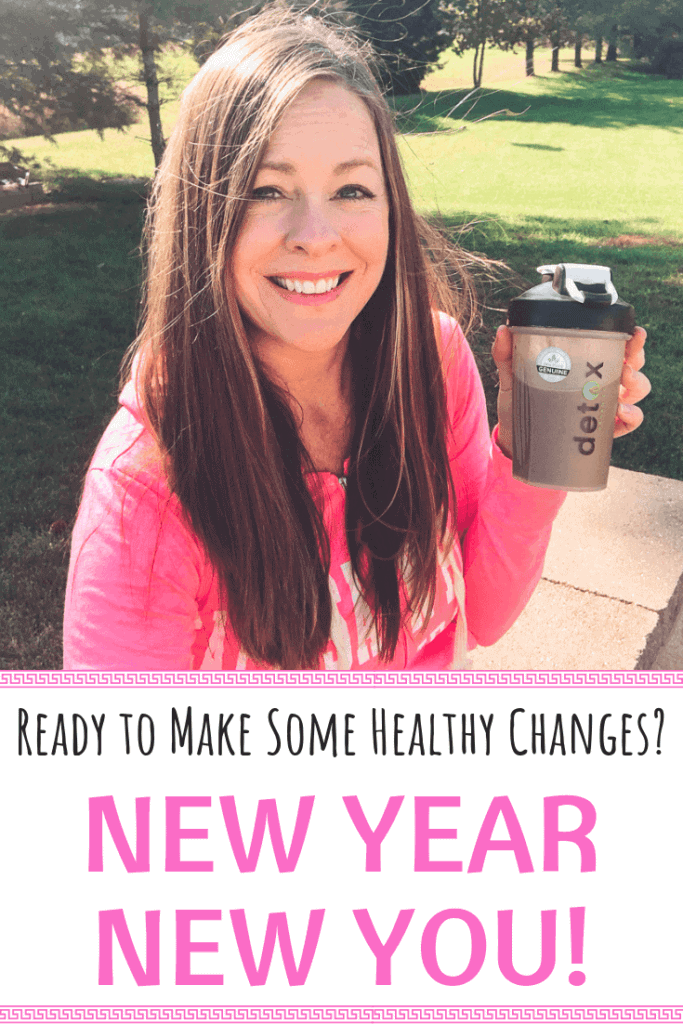 "Looking for a way to kick off the ""New Year, New You"" without all the pressure and stress? With little effort on your part, this year can be your best year yet!"