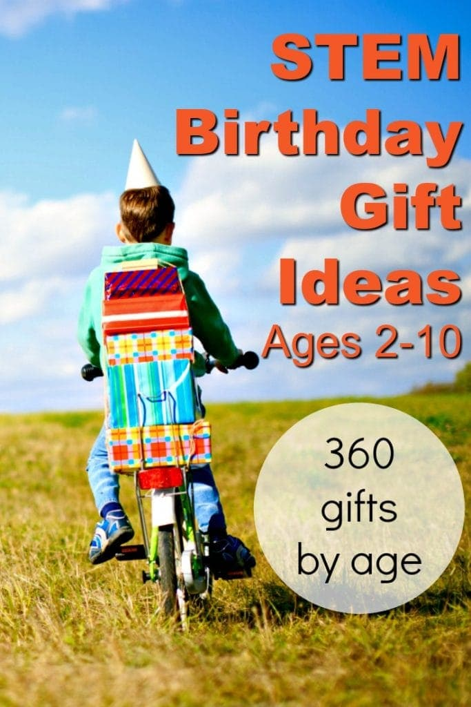 Looking for the coolest science toys out there? This is the epic list of STEM gifts for kids. | STEM gift guide | Birthday Gifts for Kids | Top STEM Toys | Engineering Gifts | Presents that Use Their Brain | Challenge Gifts