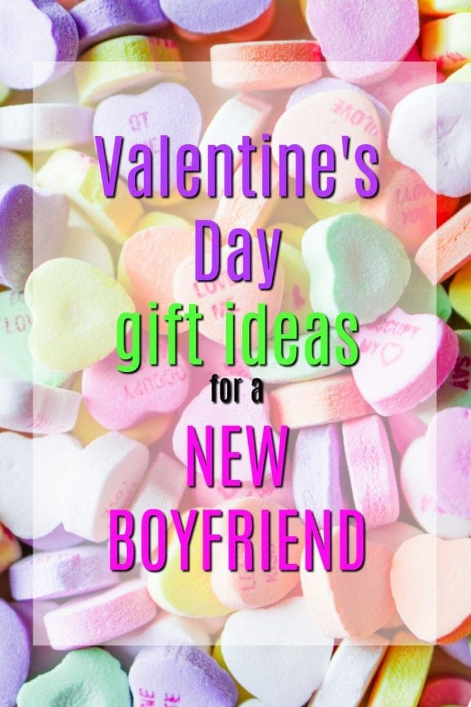 valentine's day gift ideas for a new boyfriend | What to get a new boyfriend for Valentine's Day | Recent relationship presents | Feb 14 | Romantic Ideas | Cute Gifts