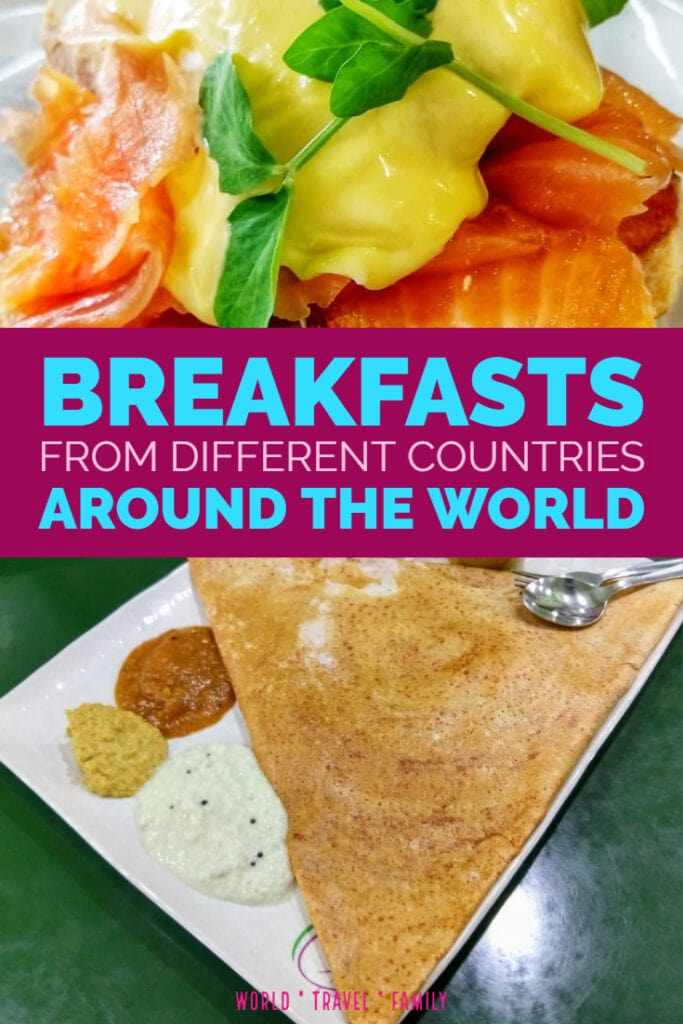 Best Breakfasts From Different Countries Around the World