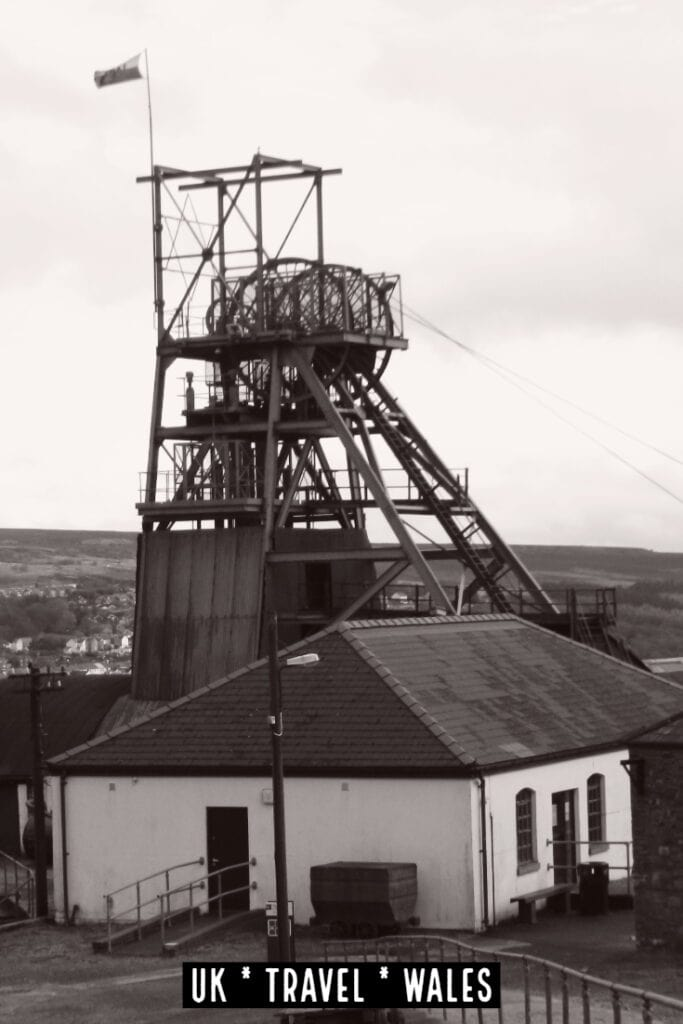Big Pit Mining Museum South Wales Places to Visit in South Wales UK