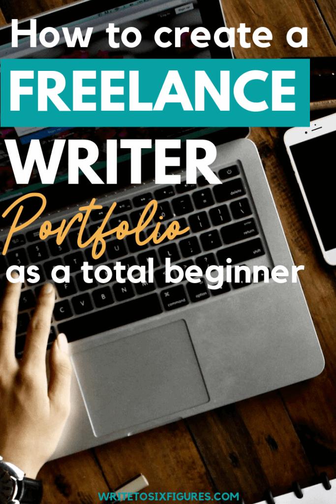 freelance writer portfolio