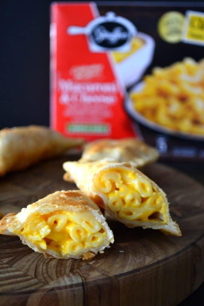 Mac and Cheese Empanadas | Delish D'Lites
