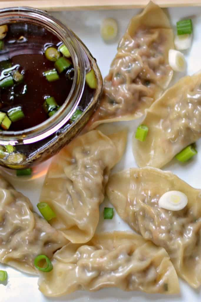 Scrumptious and Easy Pork Dumplings
