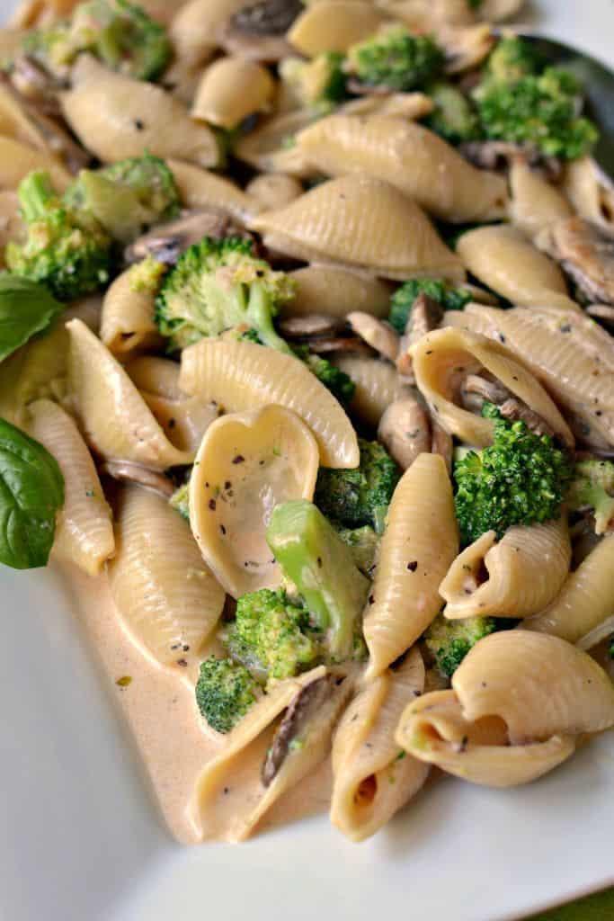 Pasta con Broccoli (The Ultimate Pasta Lovers Dish)