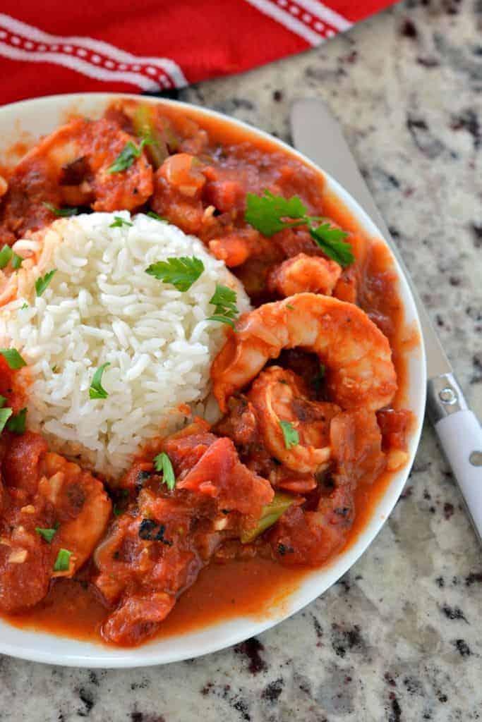 How to make Shrimp Creole