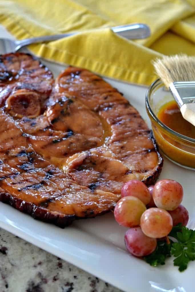 Ham Steak Recipe