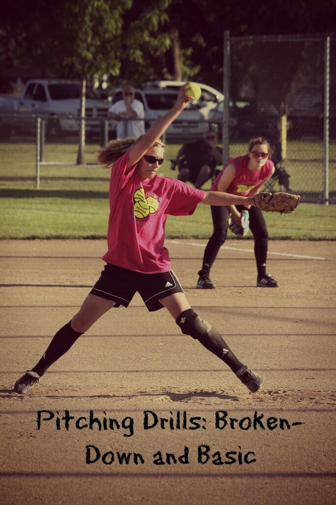 pitching basics drills