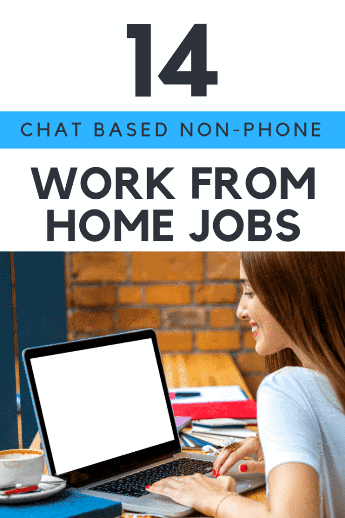 Text chat operator jobs from home