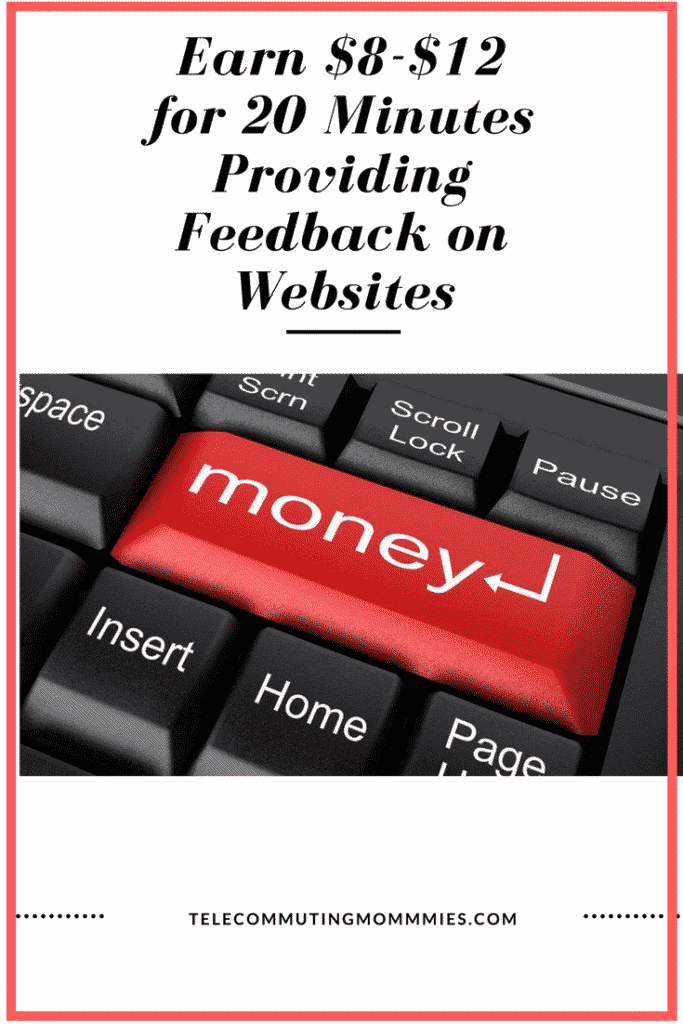 Get Paid for Testing Websites