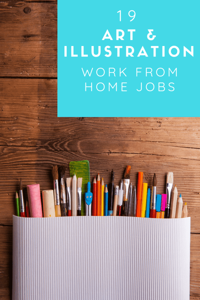 19 Freelance Art Jobs (Including Illustration and Graphic Design)