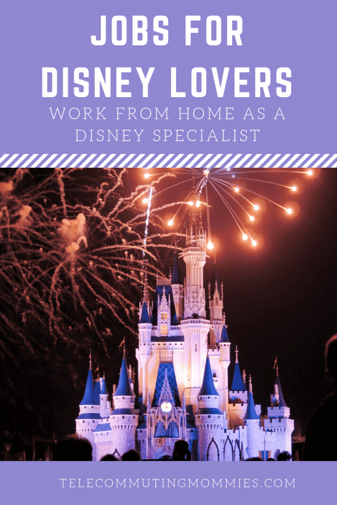 Jobs For Disney Lovers