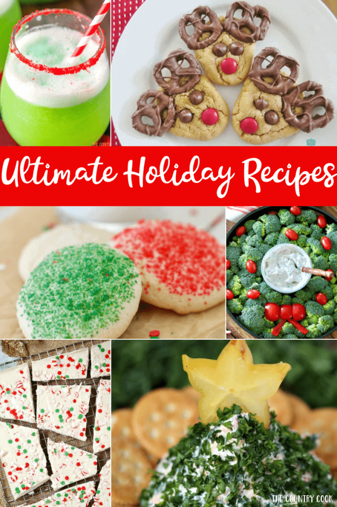 Ultimate Holiday Recipe Roundup