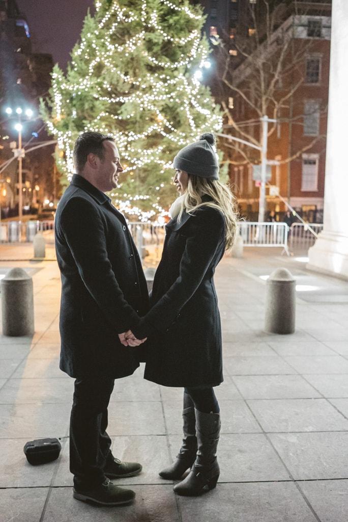 Photo 5 Washington Square Marriage proposal New York City | VladLeto