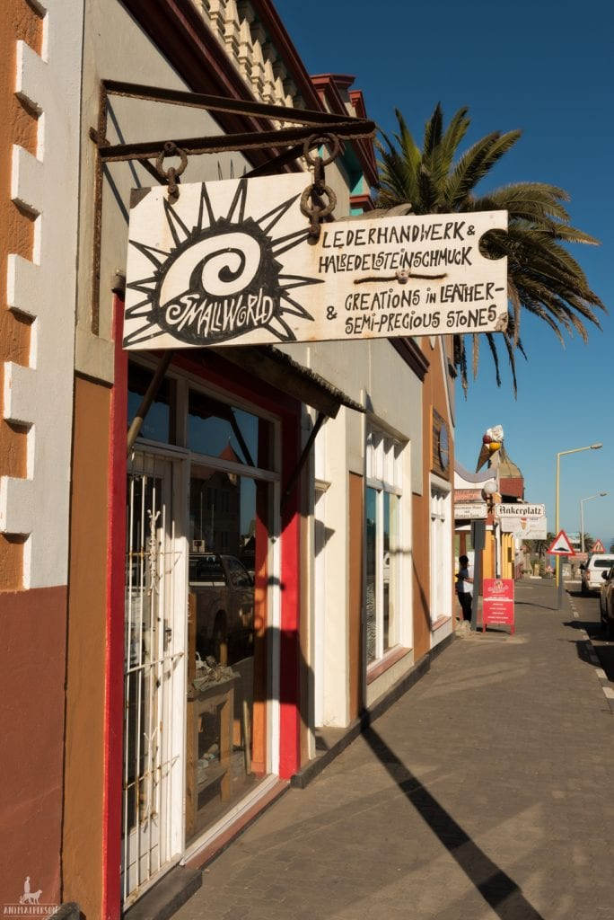Alternativer Schmuck Swakopmund