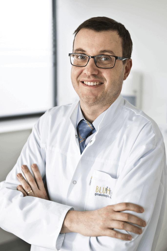Dr Tomasz Prościński radiolog Suchy Las
