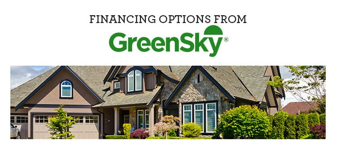 Pest control financing from GreenSky