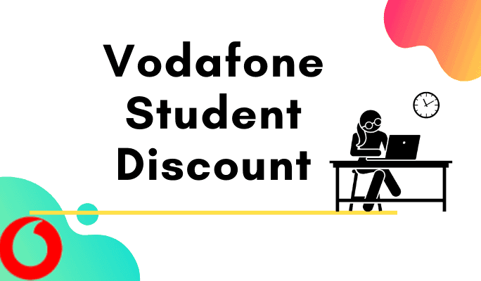 vodafone student discount