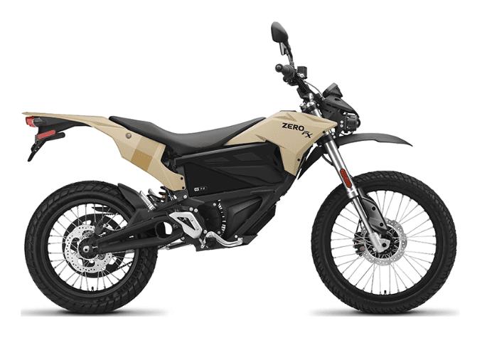 2020 ZERO FX Dirt Bike, The VERY best adult electric dual sport bike built