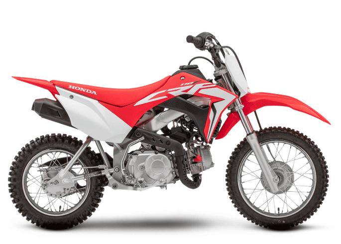 2020 Honda CRF110