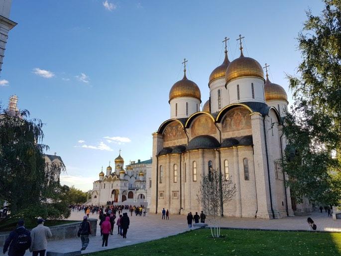 palais patriarches kremlin moscou