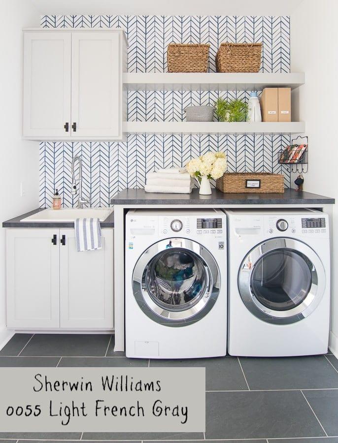 Sherwin Williams 0055 Light French Gray
