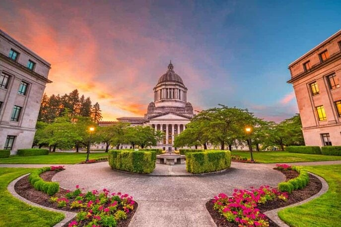 olympia best place to retire in washington