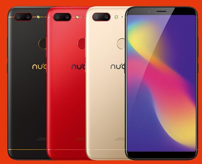 Nubia N3 with 625 Chipset and 5000 mAh battery, announced by ZTE 1