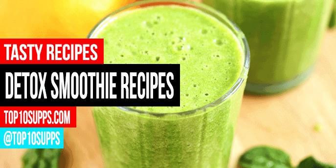 best-Detox-do smoothie de Receitas