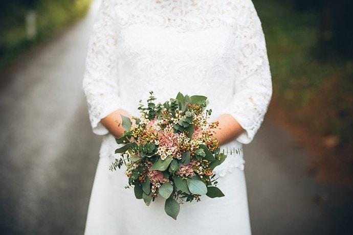 Brautblumenstrauß Hochzeit Feldkirch