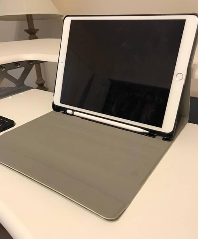 Fake Smart pen apple pencil replica AliExpress Ipad pro Keyboard Case 3